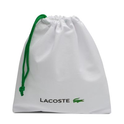 Cotton belt dustbag with sliding drawstring