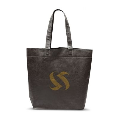 Heat sealed non woven tote bags with handles