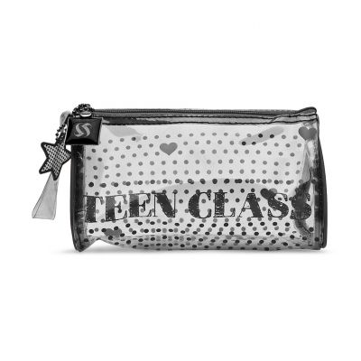 Beach PVC bag with zip