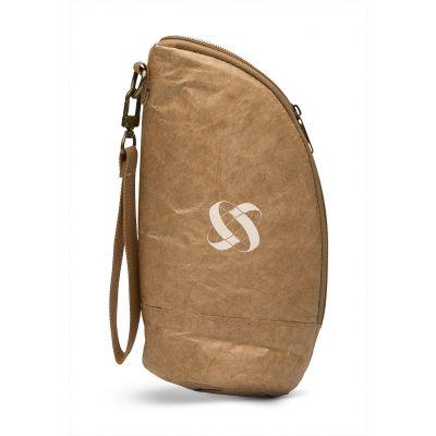 Cooler paper bottle bag